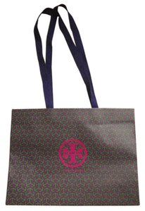 Tory Burch Shopping Tote in purple