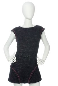 Chanel Tweed Jumper Romper Dress