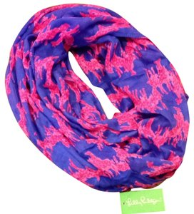 Lilly Pulitzer Neck In Neck Riley Infinity Scarf
