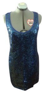 Michael by Michael Kors Tank Sequin Dress