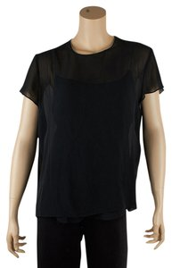 Emanuel Ungaro Top Black