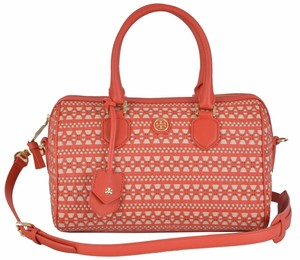 Tory Burch Handbag Handbag Purse Purse Satchel in Coral