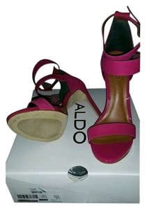 ALDO Fuschia Sandals