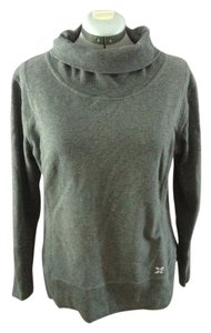 City Sports Cowl Neck Fleece Lined