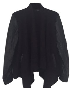 LF black Leather Jacket