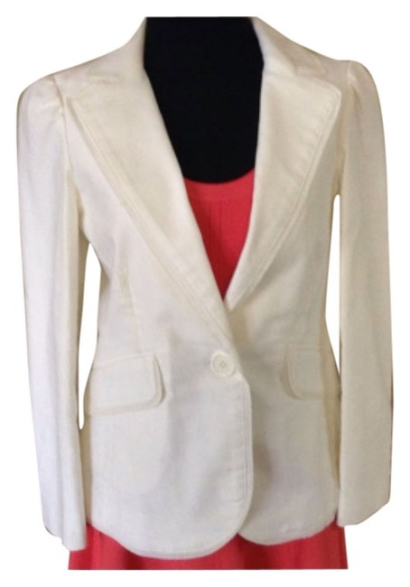 Preload https://item3.tradesy.com/images/marc-jacobs-white-cotton-46-blazer-size-6-s-5672842-0-0.jpg?width=400&height=650