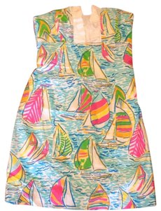 Lilly Pulitzer short dress You Gotta Regatta on Tradesy