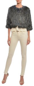 Romeo & Juliet Couture Neiman Marcus Evening Wrap Stole Fur Coat