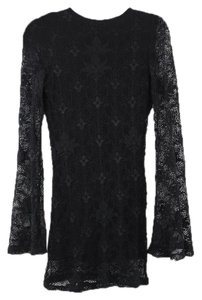 Nightcap Lace Boho Bell Sleeve Dress