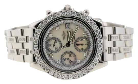 Breitling 7CT MEN'S BREITLING STAINLESS STEEL WATCH WITH APPRAISAL