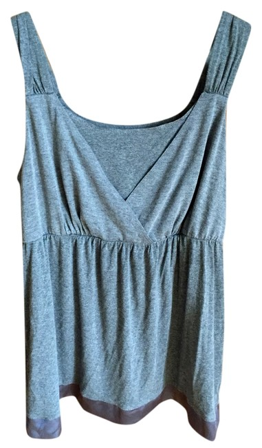 A Pea In The Pod Top grey