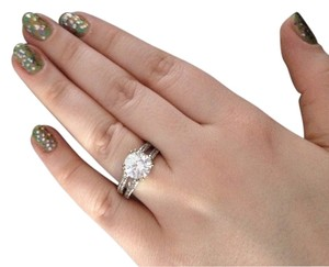 Single Stone Costume Ring