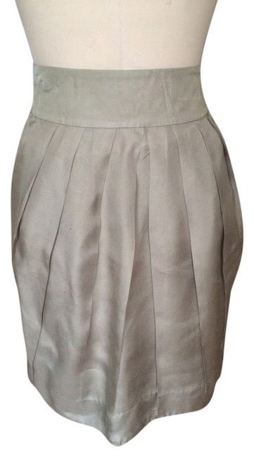 Anthropologie Skirt Mint Green