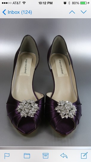 Plum Wedding Shoes Wedding Shoes