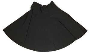 Other Mini Skirt Black Skater