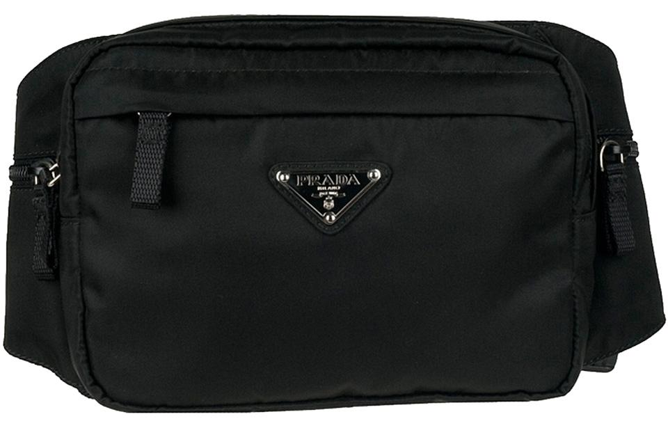 843e1bc469af coupon for prada nylon waist bag 6309c 57faf