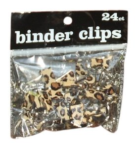 Binder Clips 24 Count Binder Clips