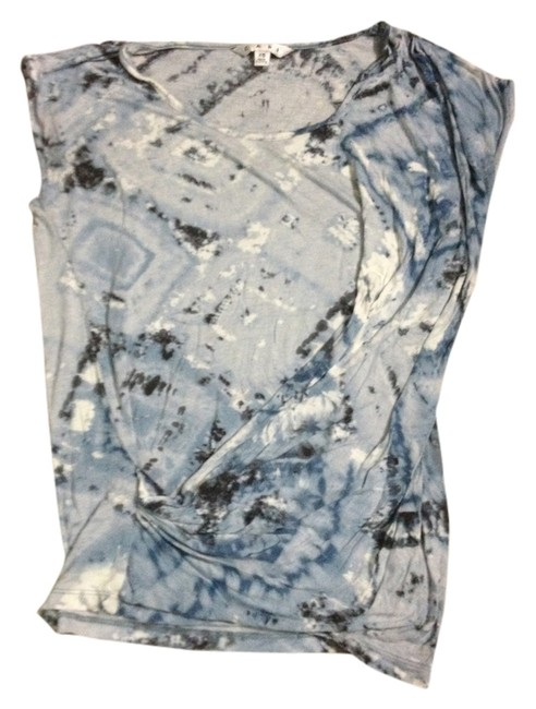 CAbi T Shirt blue/white