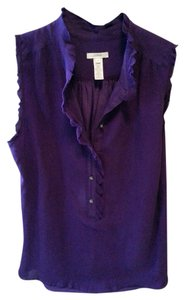 J.Crew Top Purple