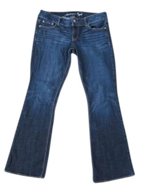 Preload https://item1.tradesy.com/images/american-eagle-outfitters-deep-blue-dark-rinse-artist-flare-leg-jeans-size-33-10-m-5680-0-0.jpg?width=400&height=650