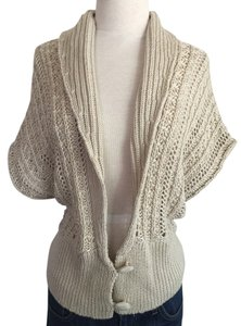 Anthropologie Moth Vest Boho Sweater