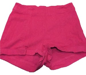 Cooperative Mini/Short Shorts red