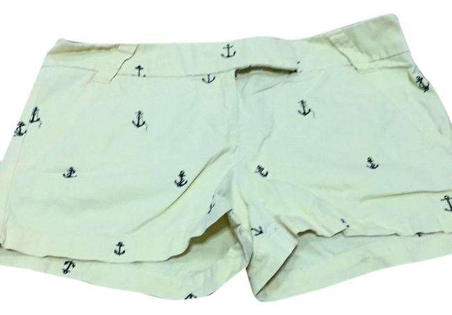 J.Crew Dress Shorts yellow