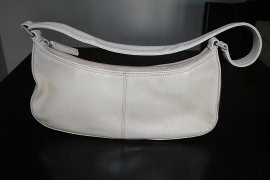 Kenneth Cole Leather Baguette
