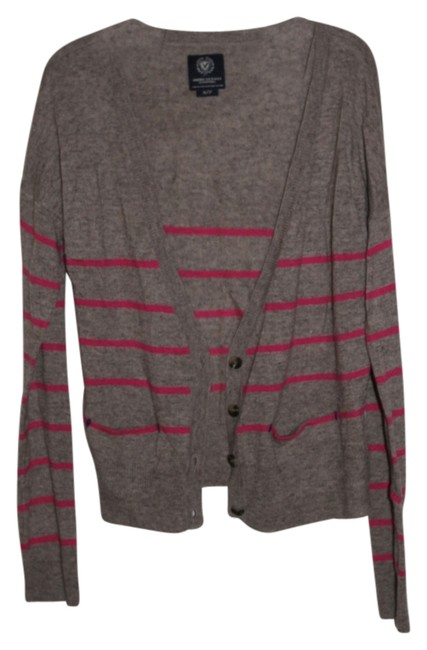 Preload https://item3.tradesy.com/images/american-eagle-outfitters-light-brown-with-pink-stripes-cardigan-size-4-s-5682307-0-0.jpg?width=400&height=650