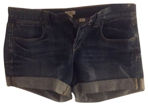 J.Crew Cuffed Shorts Medium denim wash