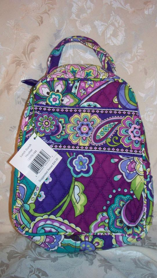 07df598ce963 Vera Bradley Campus Laptop Computer Lunch Box Tote School College Baby  Toddler Travel Beach Gift Graduation. 1234