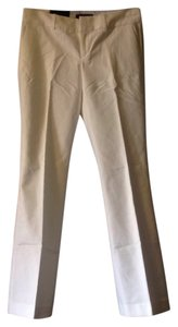 Banana Republic Flare Pants White