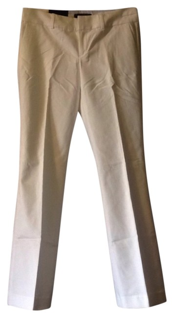 Item - White Martin Fit Pants Size Petite 2 (XS)