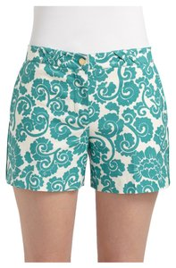 Tory Burch Mini/Short Shorts Green