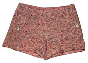 The Limited Tweed Dress Shorts Pinks/Tweed
