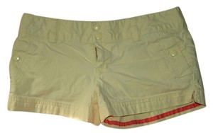 American Eagle Outfitters Mini/Short Shorts Yellow