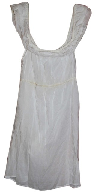 Preload https://item4.tradesy.com/images/chesley-white-mid-length-short-casual-dress-size-6-s-5686753-0-0.jpg?width=400&height=650