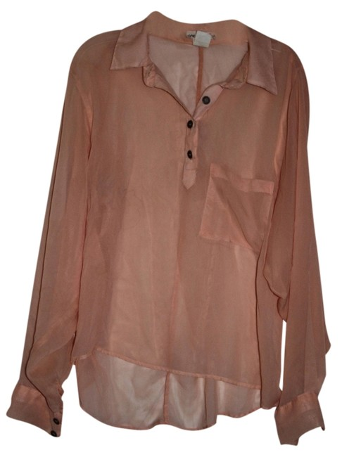 One Clothing Top Peach