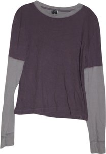 SilverTab T Shirt Two Toned Purple