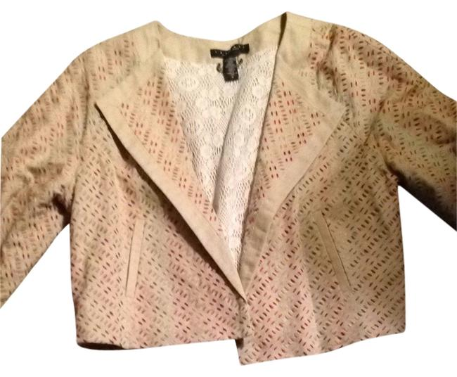 Laundry by Shelli Segal Multi Blazer