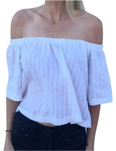 Reformation Top White