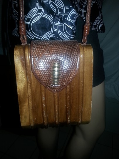 Timmy Woods Cross Body Bag