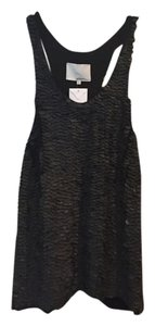 3.1 Phillip Lim Sequin Top Navy