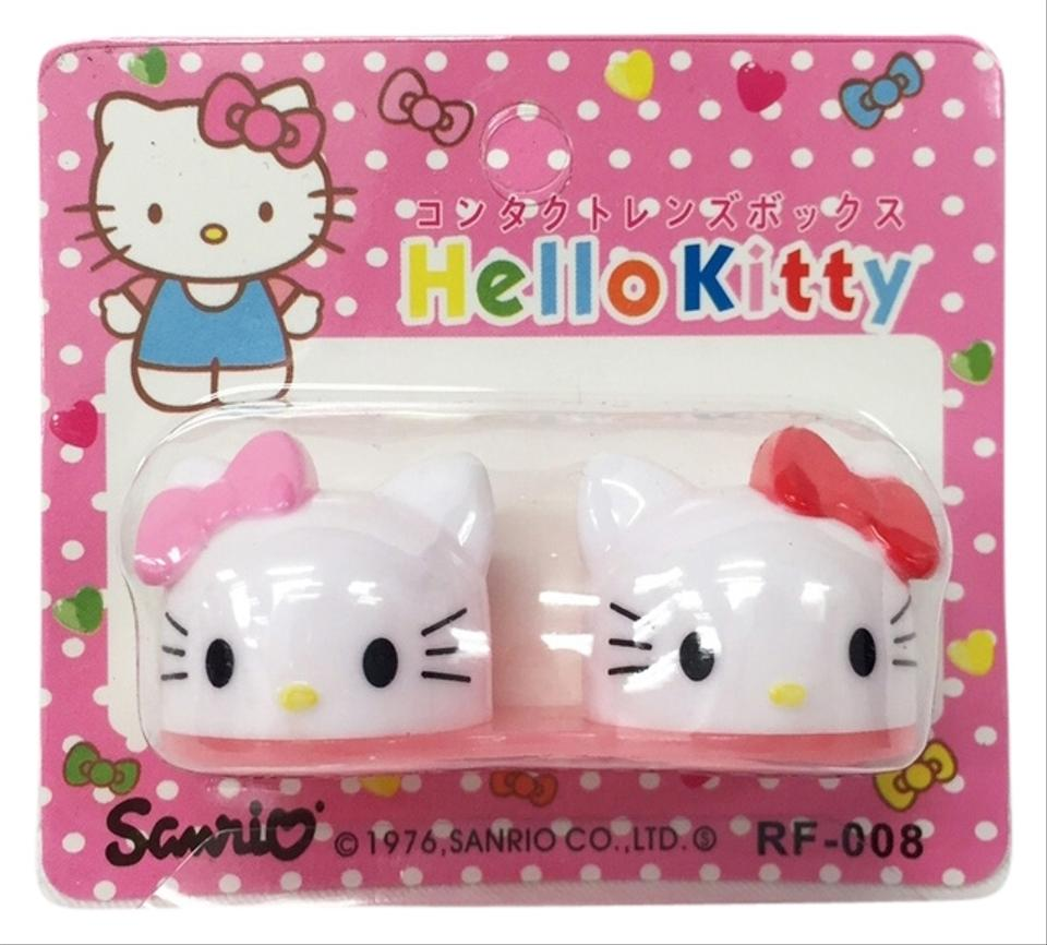 Hello Kitty Pink Red Miscellaneous  Hello Kitty Accessories  Tradesy