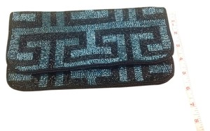 Other Dark blue and black Clutch