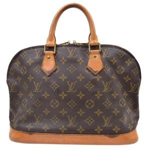 Louis Vuitton Alma Speedy Satchel
