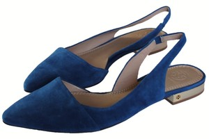 Tory Burch GREEK BLUE Flats