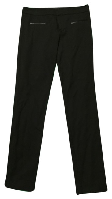 Sanctuary Clothing Straight Pants Blac