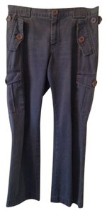 Marc by Marc Jacobs Cargo Pants Navy Blue