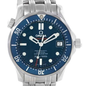 Omega Omega Seamaster Co-axial James Bond Midsize Watch 2222.80.00 Unworn